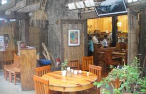 An appetizing ambience of Baguio's art, culture and history