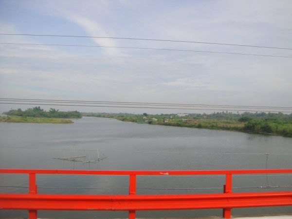 Bued River, as seen in Pangasinan