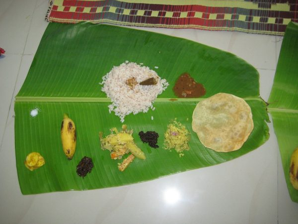 Food in Kerala