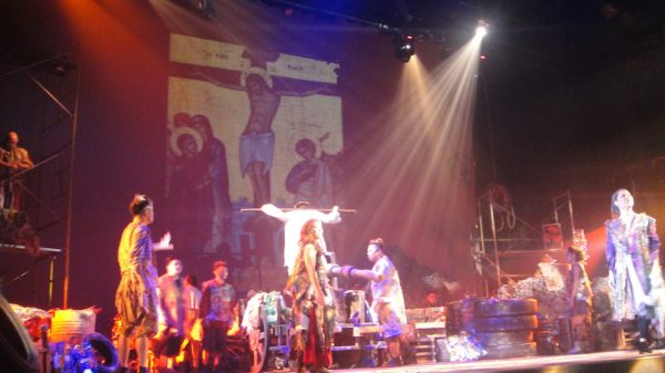 Godspell, the Musical