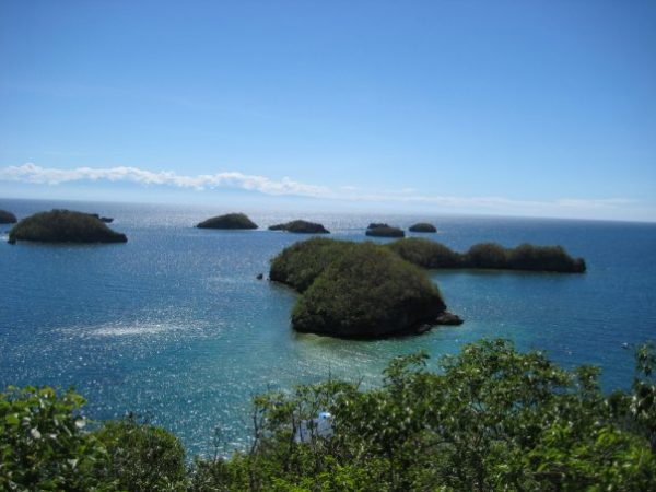 Hundred Island in Alaminos