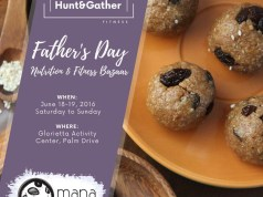 Hunt & Gather Father's Day Nutrition and Fitness Bazaar