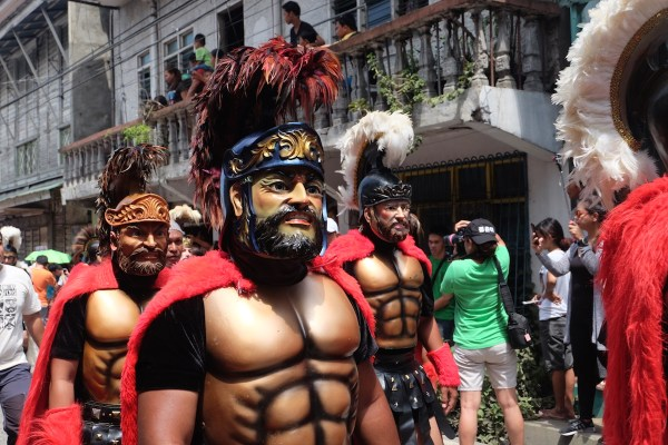 Moriones Festival Parade