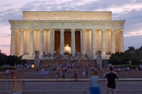 The Lincoln Memorial- US Capital