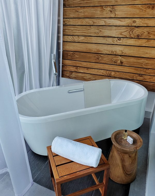 Bathtub in my Veranda