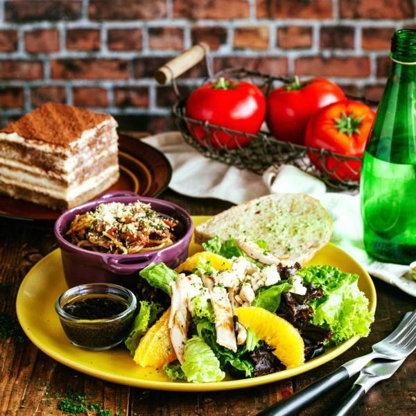 Healthy treats by Cafe Via Mare
