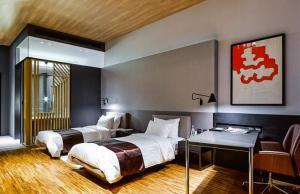 Midori Clark Hotel Deluxe Room