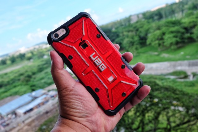 Urban Armor Gear MAGMA Case for iPhone 6s Plus
