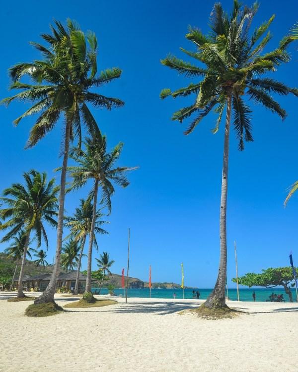 Aglicay Beach in Tablas Island