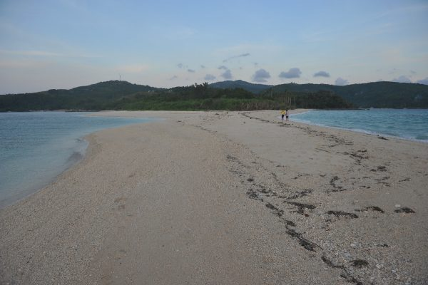 Bonbon Beach and Sandbar in Romblon