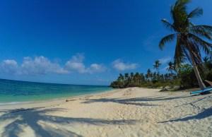 Carabao Island White Sand Beach