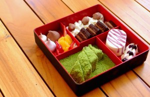 Fujinoya's Signature Bento Cakes