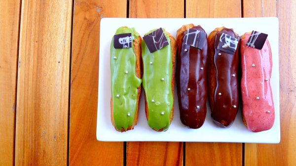 Limited edition Choux Eclairs