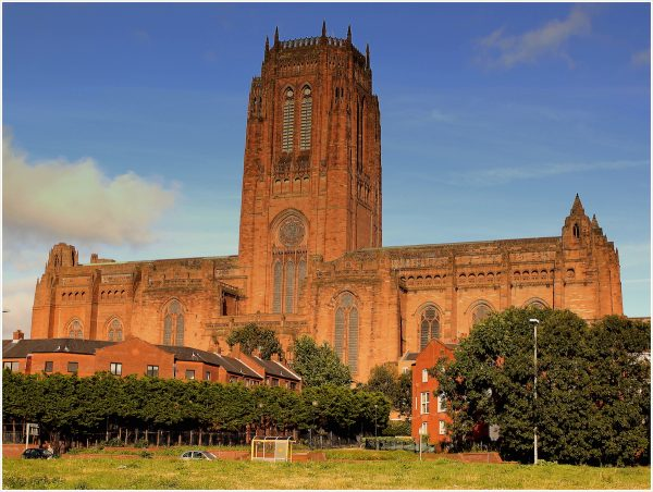Liverpool Anglican Cathedral, St. James's Mount