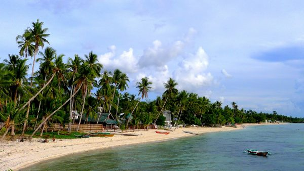 Maravilla White Sand Beach On A Shoestring Budget Out Of