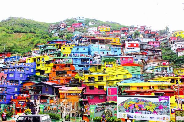 Project REV-Bloom in La Trinidad Benguet photo coutesy of DOT-Car