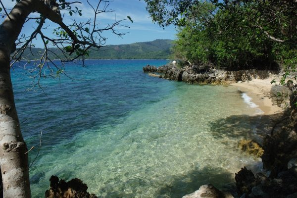 Talipasak Beach in Romblon Island