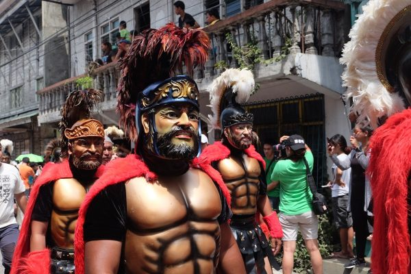 Experience Moriones Festival 2017