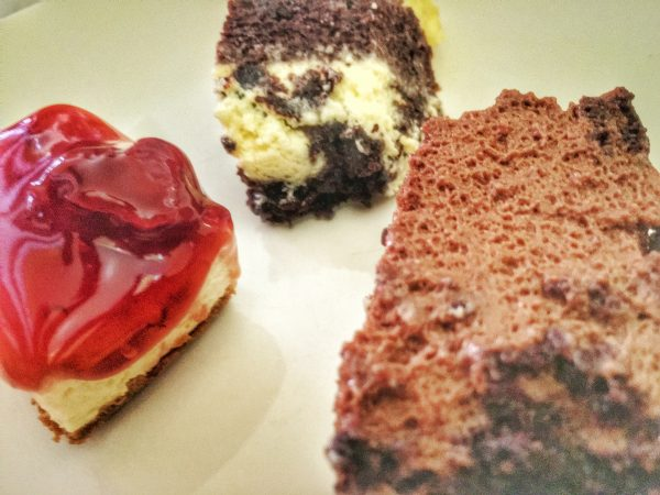 Hello desserts, goodbye diet!