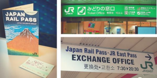 Japan Rail Pass photo via KKday
