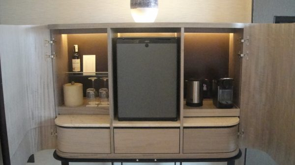 The Avant Garde Mini Bar