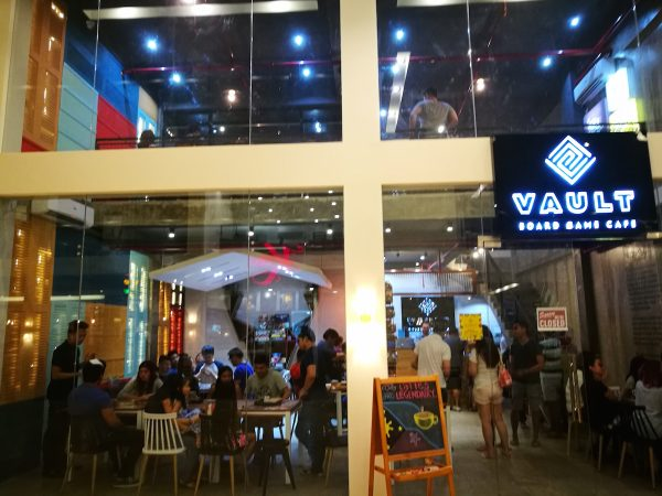 Vault Board Game Cafe