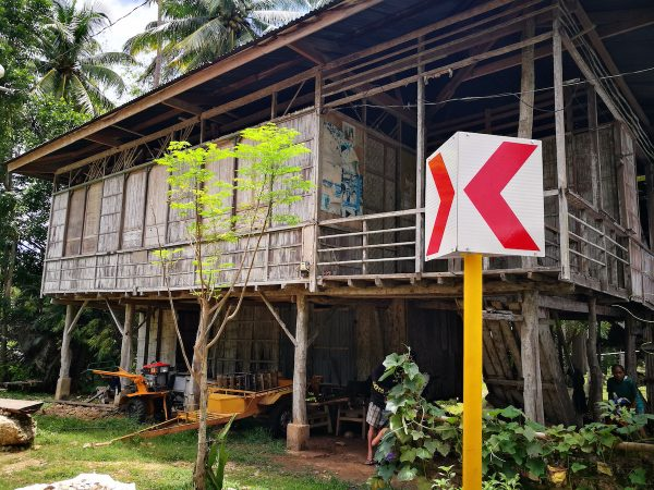 Wooden House in Siquijor