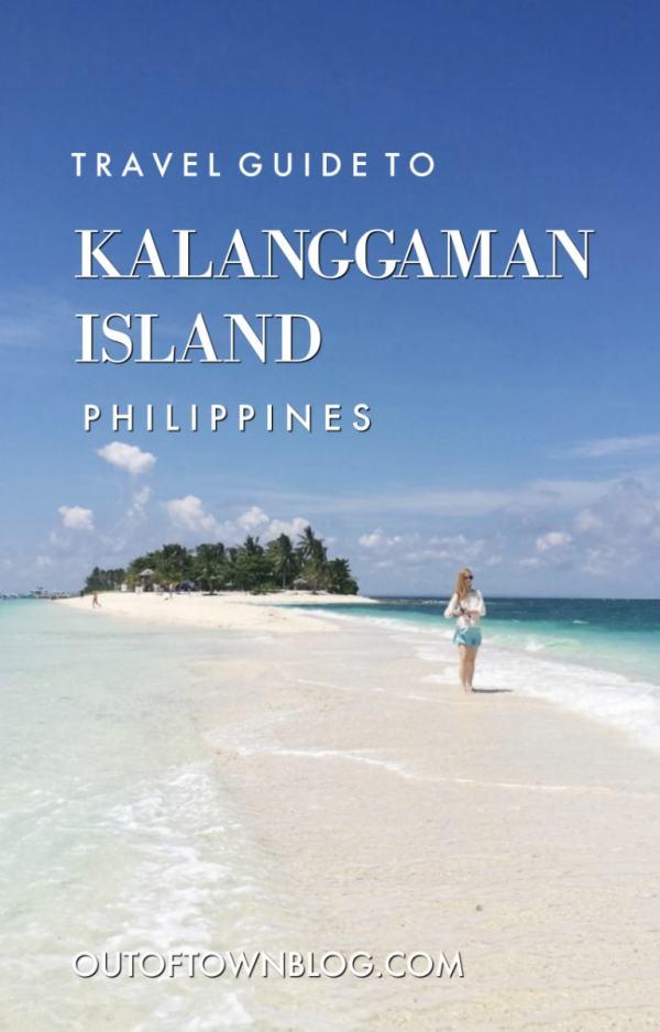 Kalanggaman Leyte Island