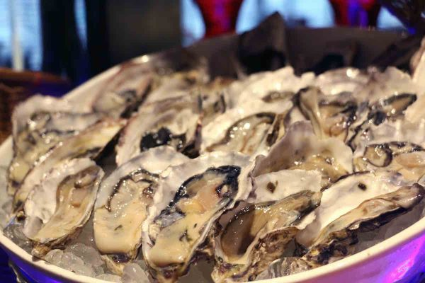 Oysters in Bangkok