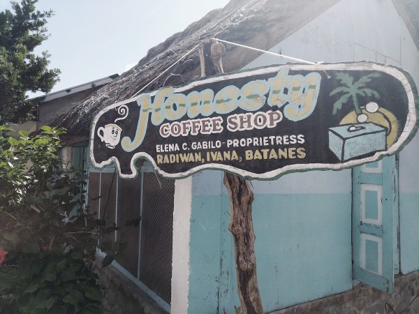 Batanes Honesty Cafe
