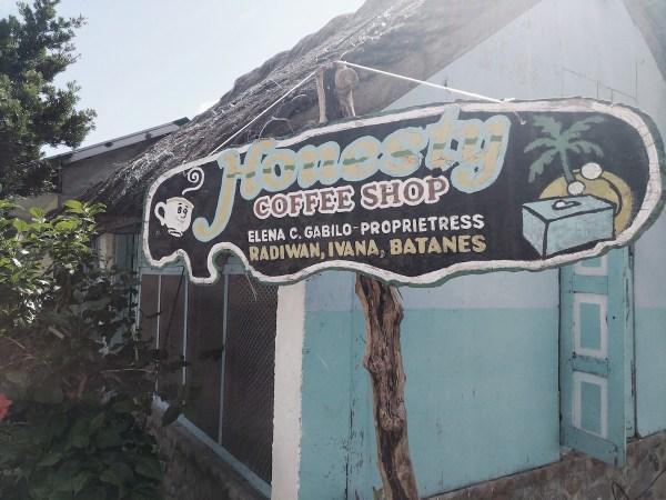 Batanes Honesty Cafe