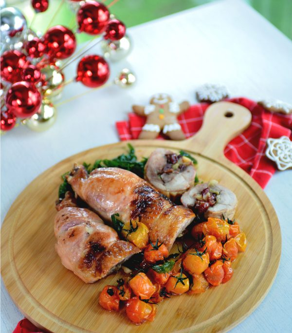 Christmas Menu at Discovery Country Suites Tagaytay