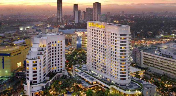 Edsa Shangri-la Ortigas Center Luxury Hotels