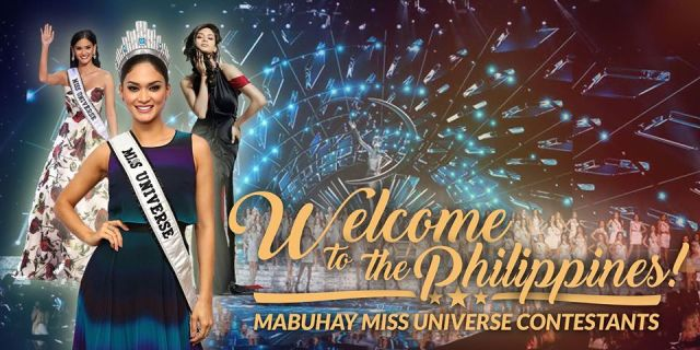 Miss Universe 2016 Welcome Party photo from Pia Wurtzbach Official Facebook Page