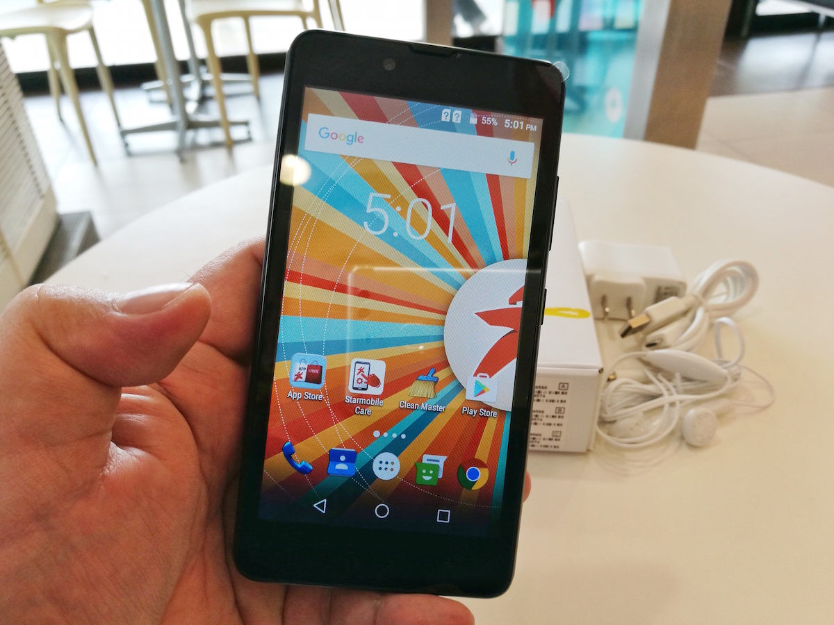 Travel Gadget: Starmobile PLAY Plus Review - Out of Town Blog