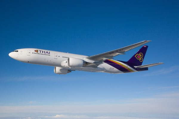 THAI Airways Flights From Manila to Bangkok