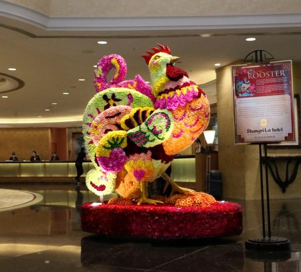 Chinese New Year Celebrations at Shangri-La Hotel, Kuala Lumpur