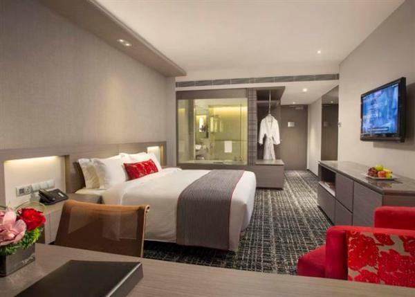 Carlon Hotel in Singapore