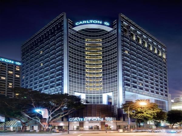 Carlton Hotel Singapore Luxury Hotels