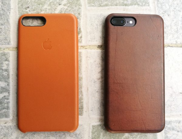 Fake Leather Case and Nomad Leather Case for iPhone 7 Plus