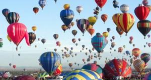 Hot Air Balloon Fiesta 2017