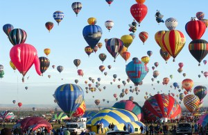 Hot Air Balloon Fiesta 2017
