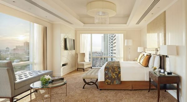 Hotel Fairmont Makati City Luxury Hotels
