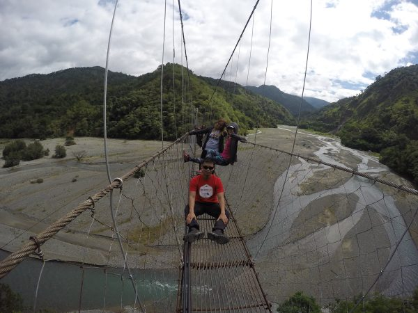 Jang Jang Hanging Bridge