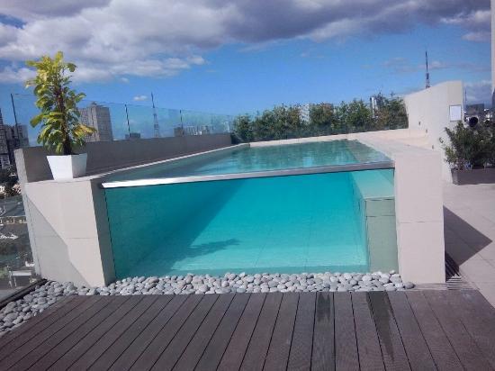 Meranti Hotel Swimming Pool