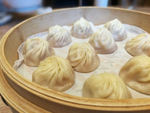 Pork Xiao Long Bao at Din Tai Fung