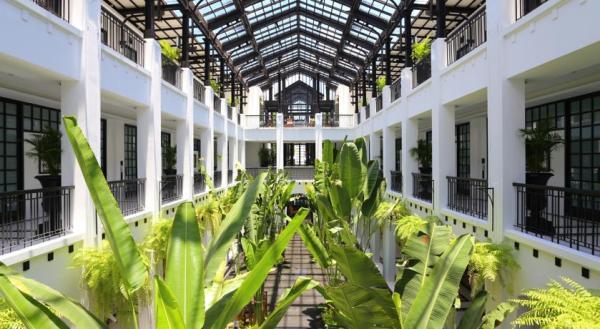 Siam Bangkok Luxury Hotels