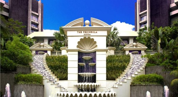 The Peninsula Manila Best Makati City Luxury Hotels