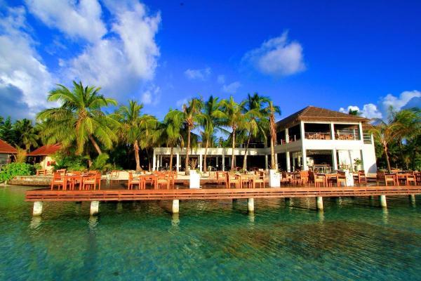 Thila Restaurant in Vihamanafushi