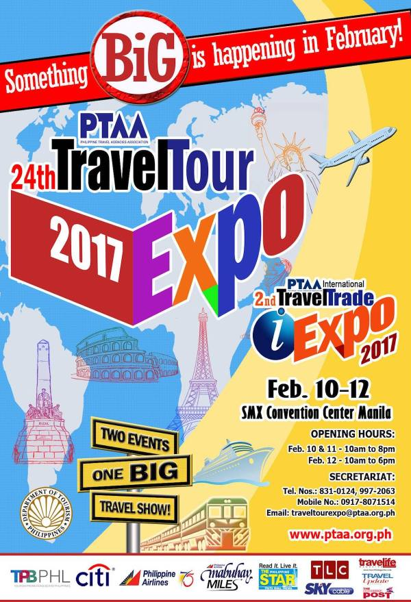 Philippine Travel Tour Expo 2017